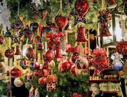 My Memories of Christkindlmarkt in Bavaria